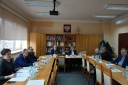 Posiedzenie Powiatowej Rady Rynku Pracy w Rzeszowie
